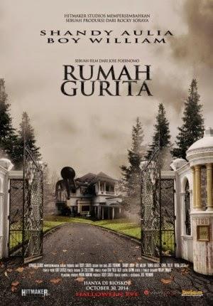 Jadwal RUMAH GURITA Rajawali Cinema 21 Purwokerto