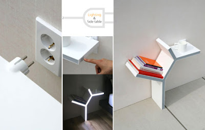Creative Gadget Tables and Cool Gadget Table Designs (15) 1