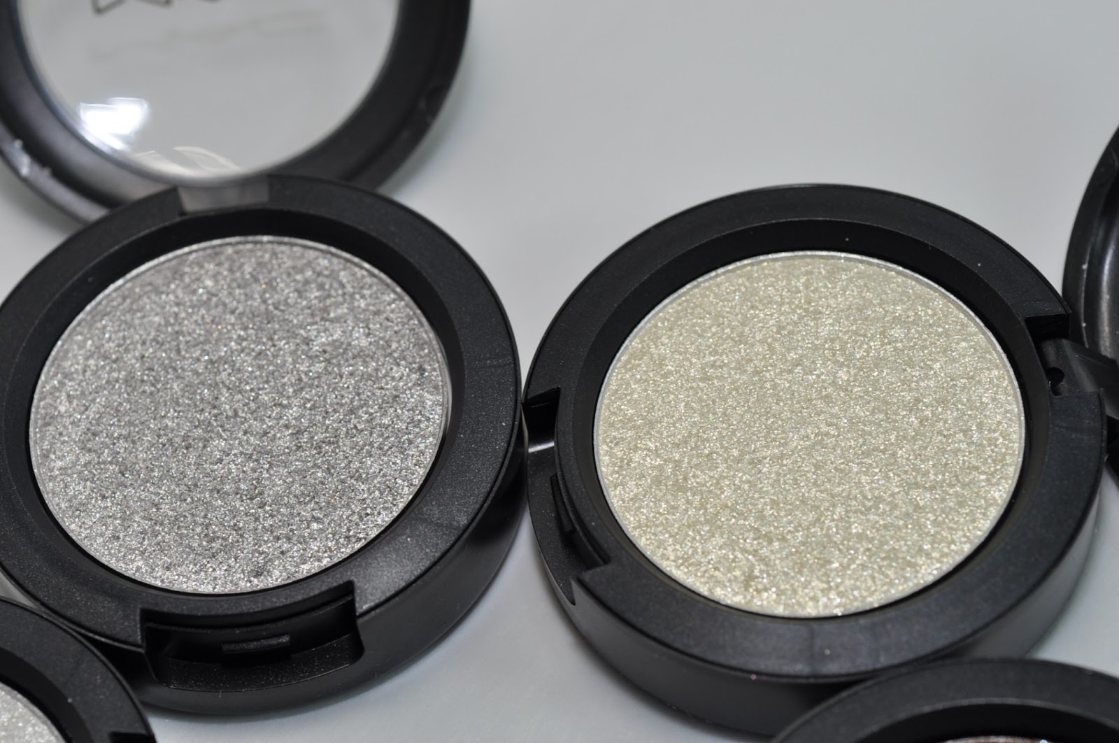 Mac Pressed Pigment Swatches Review The Shades Of U