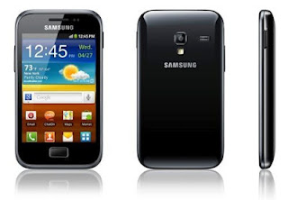 Ponsel Samsung S7500 Galaxy Ace Plus