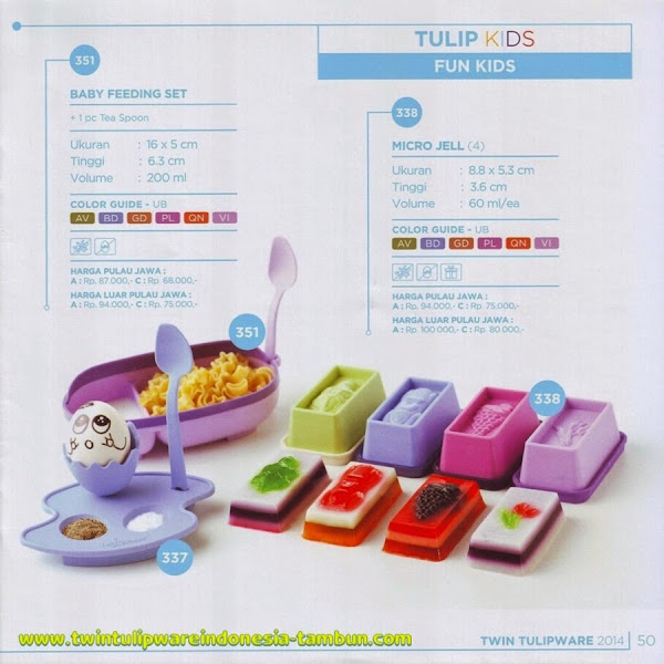 Baby Feeding Set, Micro Jell, Fun Kids