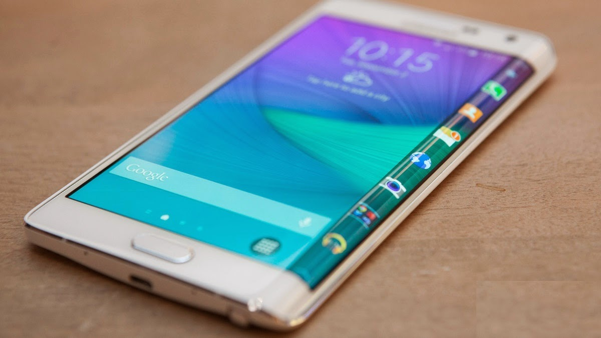 All New Samsung Galaxy Note Edge Review With Complete Specifications