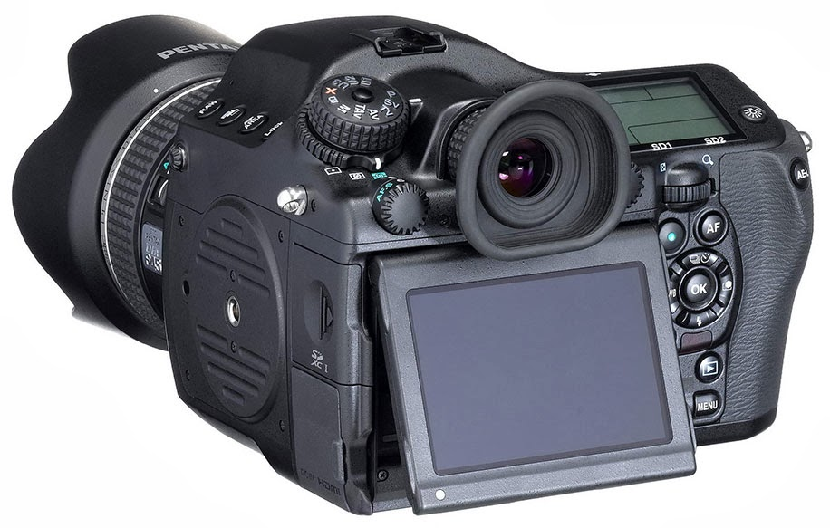 Pentax 645D 2014 года, Pentax 645D II