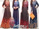 Busana Muslim Gamis Sofiana GC1502