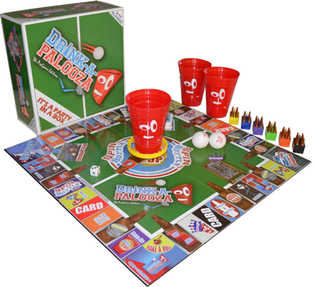 Best drinking games beer pong table