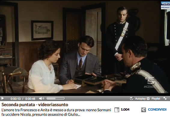 http://www.video.mediaset.it/video/i_segreti_di_borgo_larici/clip_videoriassunti/437251/seconda-puntata-videoriassunto.html