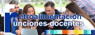 Retroalimentación de Funciones Docentes (Para Directores)