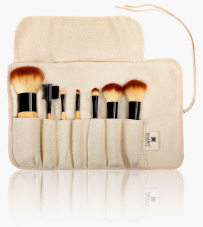 Shany Vegan Makeup Brush Set