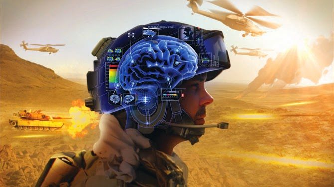 Telekinesis, en la cocina y en el campo de batalla