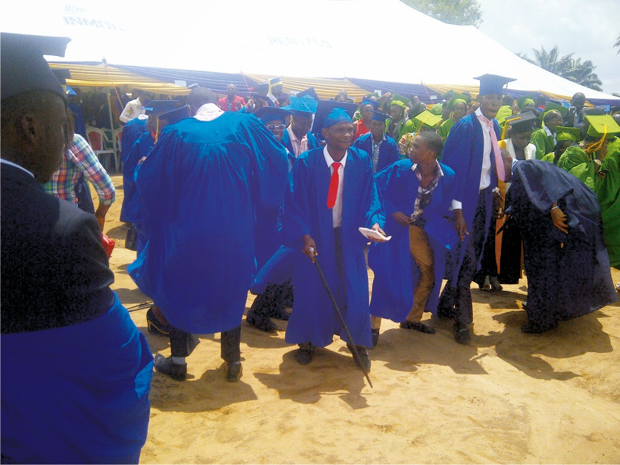 Uyo City Poly matriculates 2000 students …Introduces new courses