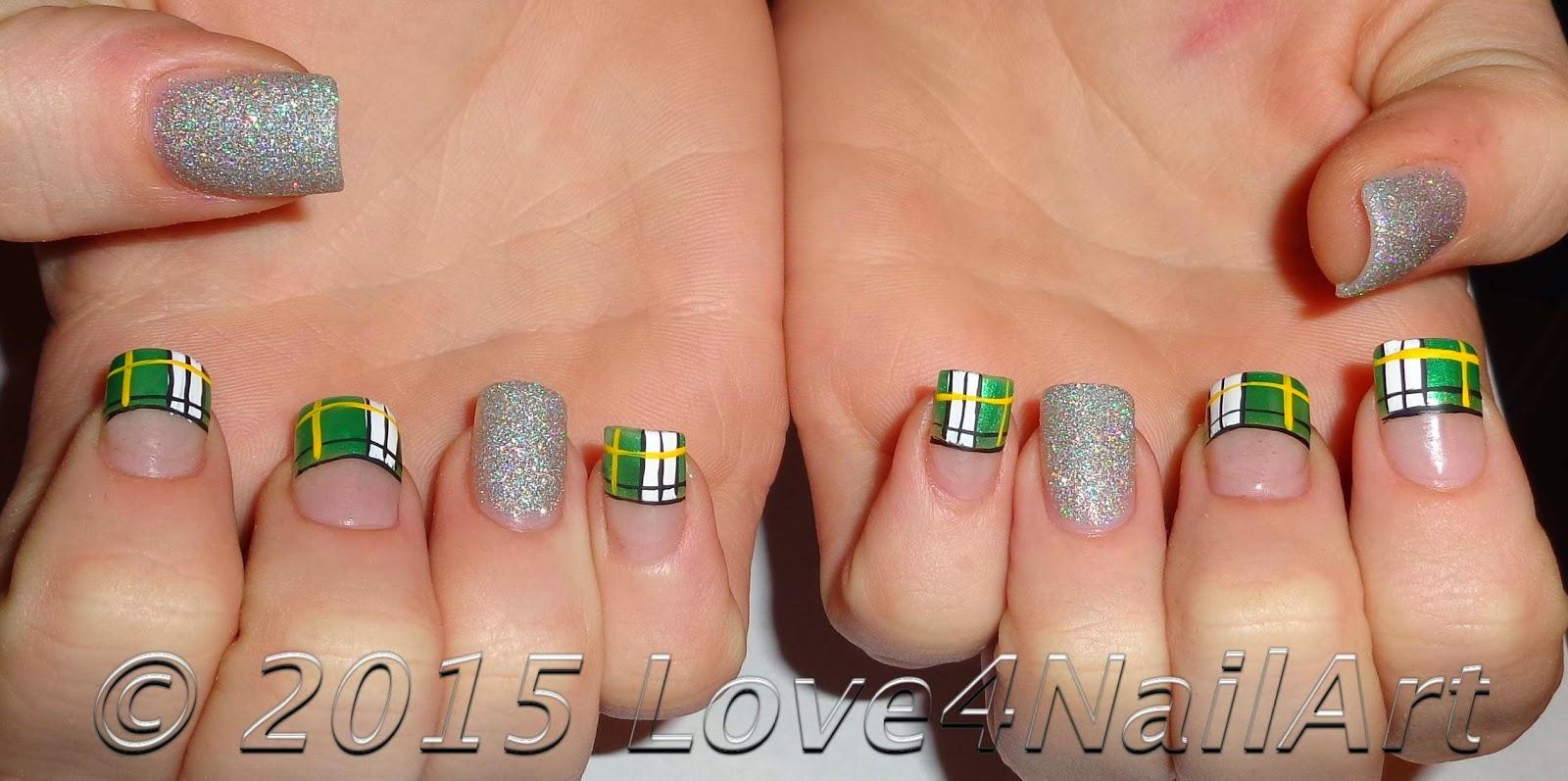 Nail Art Ideas » Green Bay Nail Art - Pictures of Nail Art Design Ideas