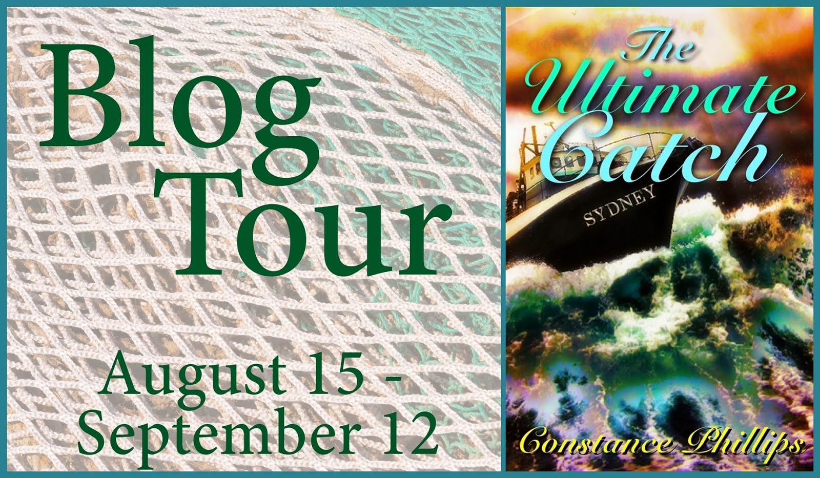 Blog Tours I'm Participating In