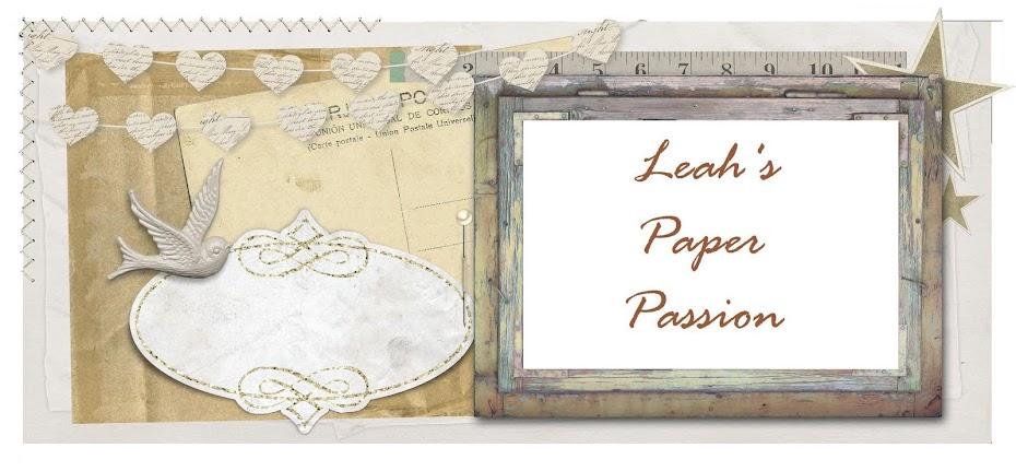 Leah's Paper Passion