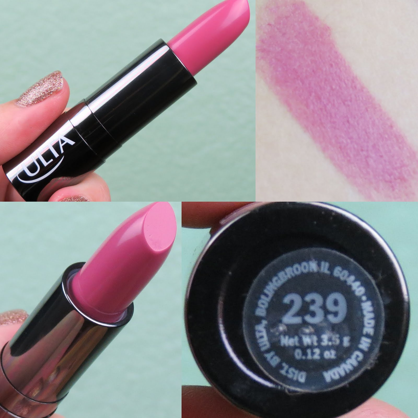 true beauty lies within you ulta birthday haul lip product