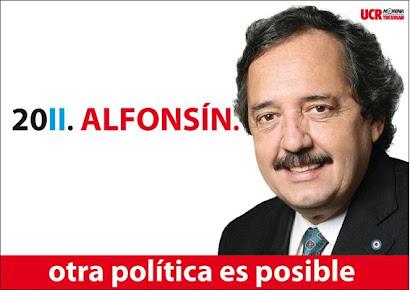 OCTUBRE 1983 ALFONSIN PRESIDENTE