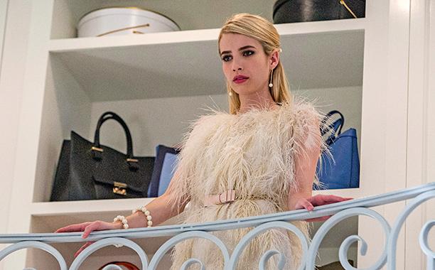 Emma Roberts habla de su personaje en 'American Horror Story: Hotel'