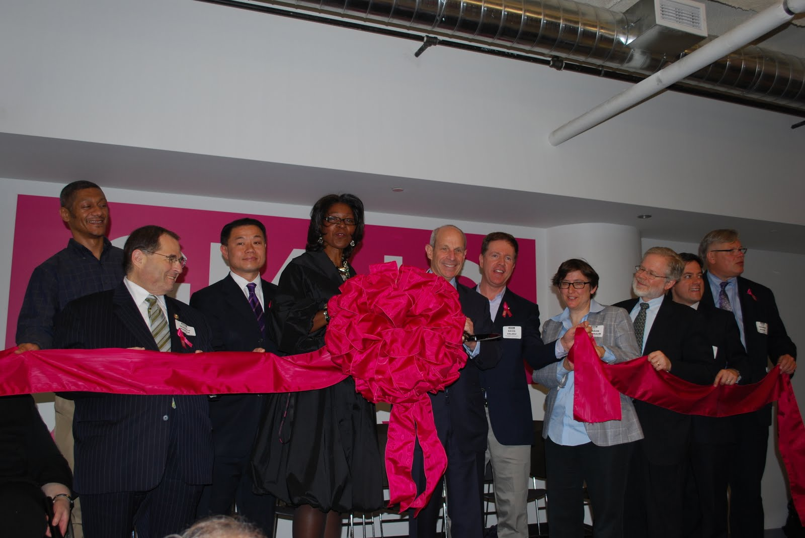 by Paul Schindler, Gay City News In a celebratory ribbon-cutting ceremony ...