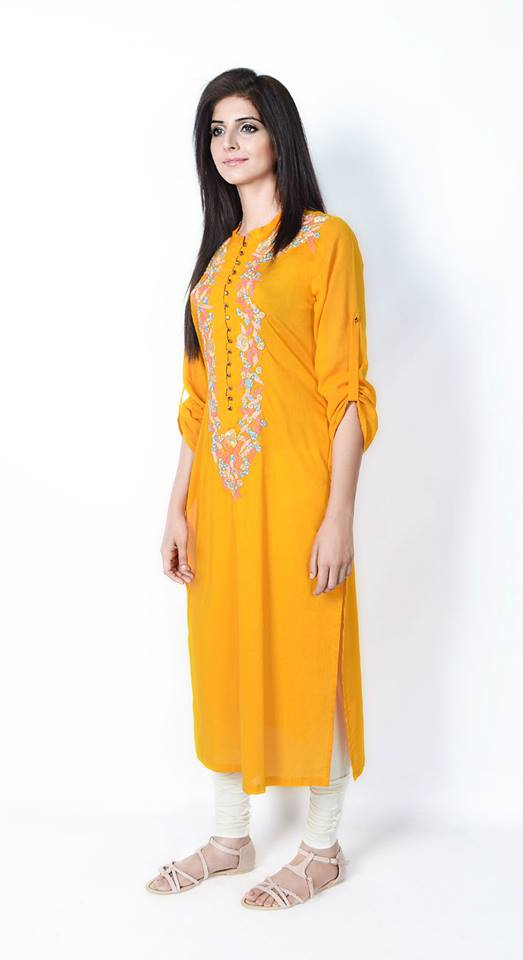 Ethnic By Outfitters LookBook Eid Collection 2013 For Women - Pakistani FashionIndian Fashion ...