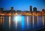 Noche en Coruña
