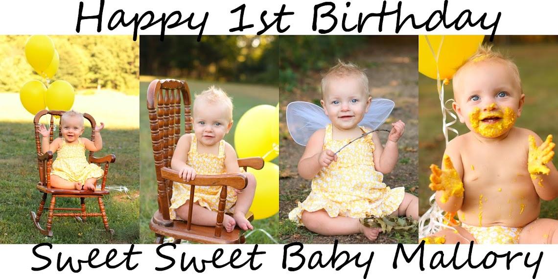 Sweet Baby Mallory