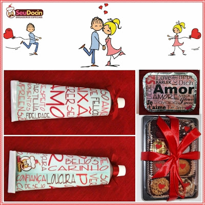 Dia dos Namorados: Criações do Seu Docin