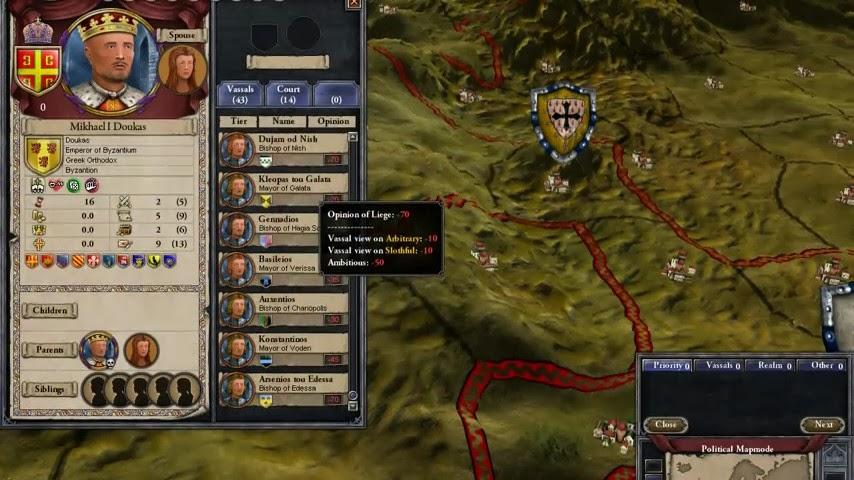Free Download Crusader Kings II PC Game