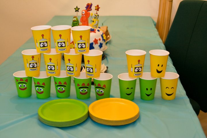 Two Year Old Birthday Party Ideas, Two Year Old Birthday Party Themes ...