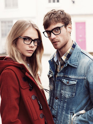 cara delevingne pepe jeans gafas