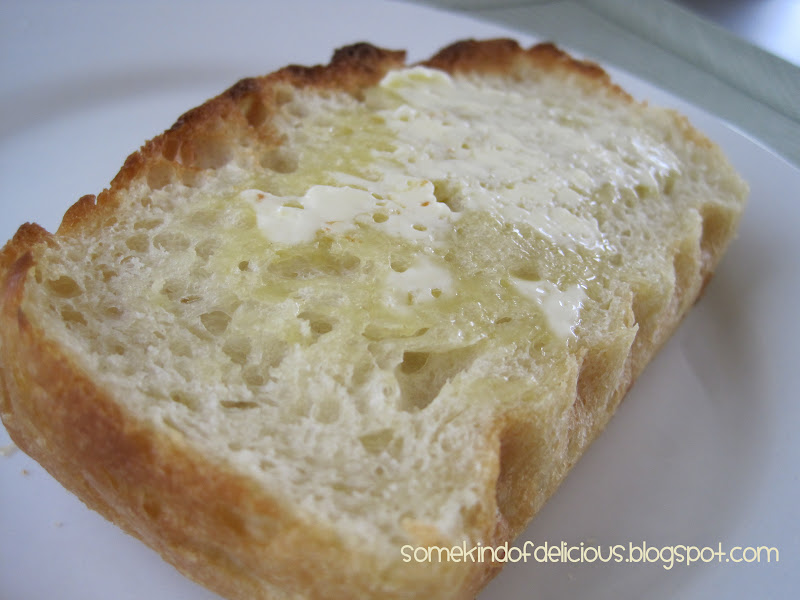 Some Kind of Delicious: English Muffin Bread