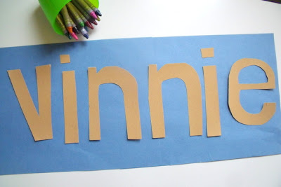 Montessori Sandpaper Letters for Preschool