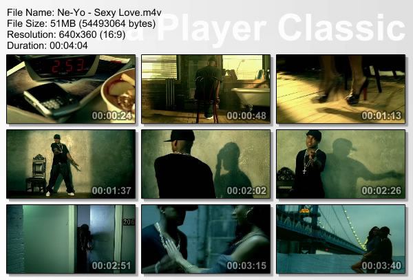 Ne-Yo - Sexy Love (iTunes Video). 3/22/2011 iTunes,iTunes MV,Music Video ...