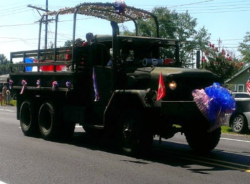 4th of july parade 11