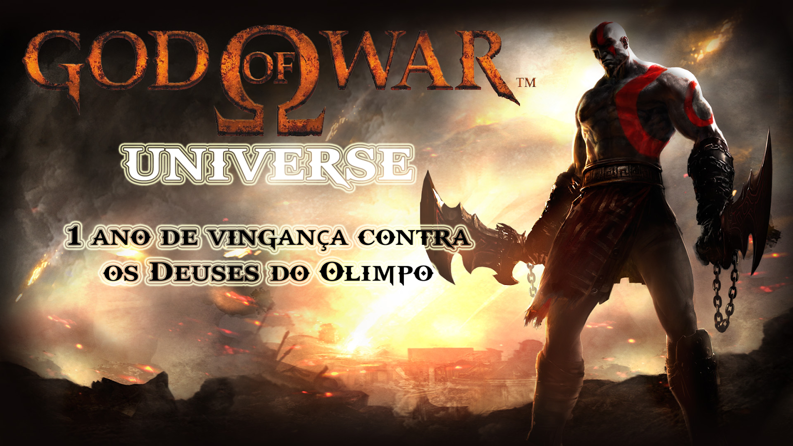 God Of War Universe