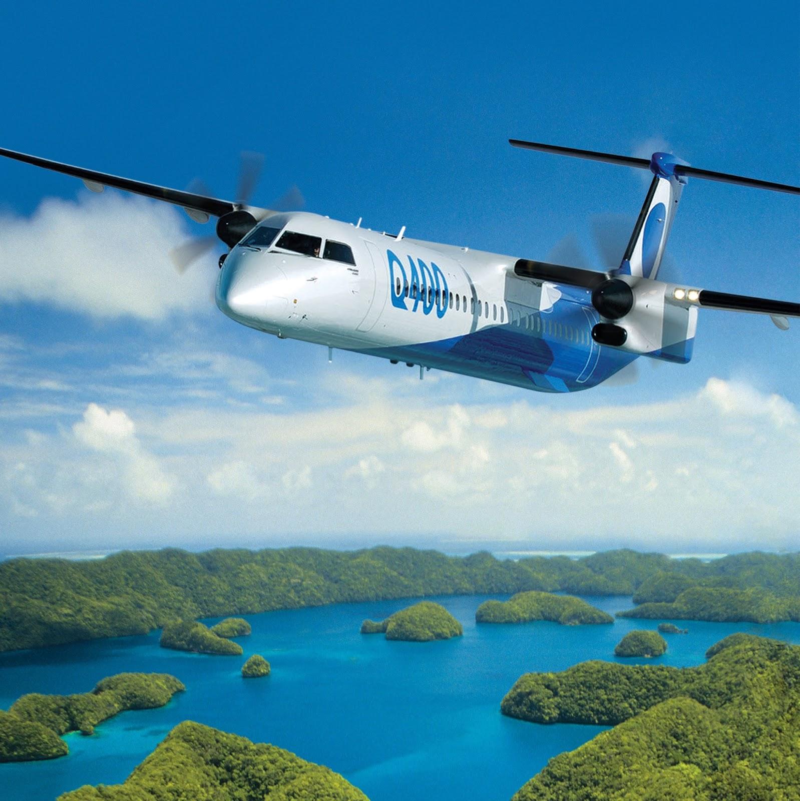 É MAIS QUE VOAR | Bombardier Q400 recebe Certificação de Tipo da ANAC
