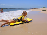 Bribie Island Beaches (christian boogie board )