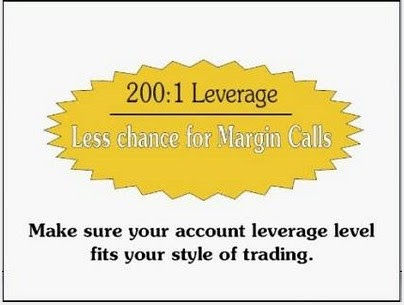 Meaning of leverage in forex