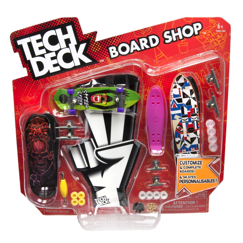 Its jz me tech deck board shop