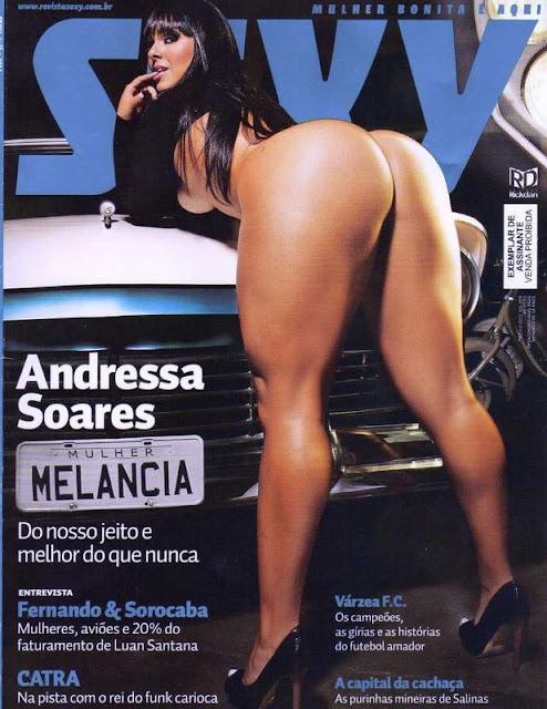 Andressa Soares nua