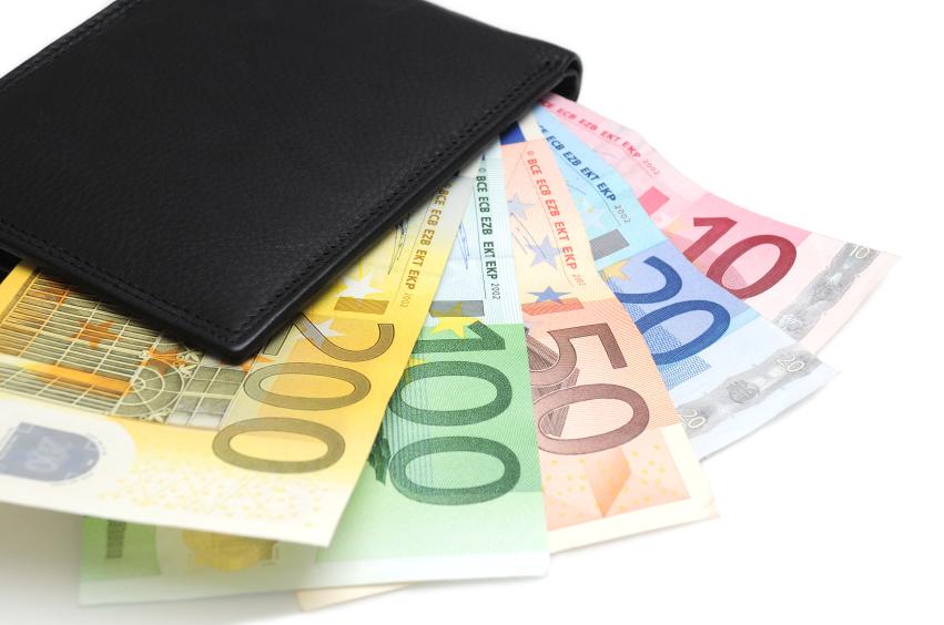 Money attraction euro disney