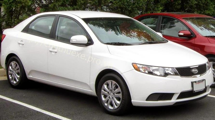 Cho thuê xe 4 chỗ Kia Forte giá rẻ - Công ty cho thuê xe Đức Vinh Trans 1