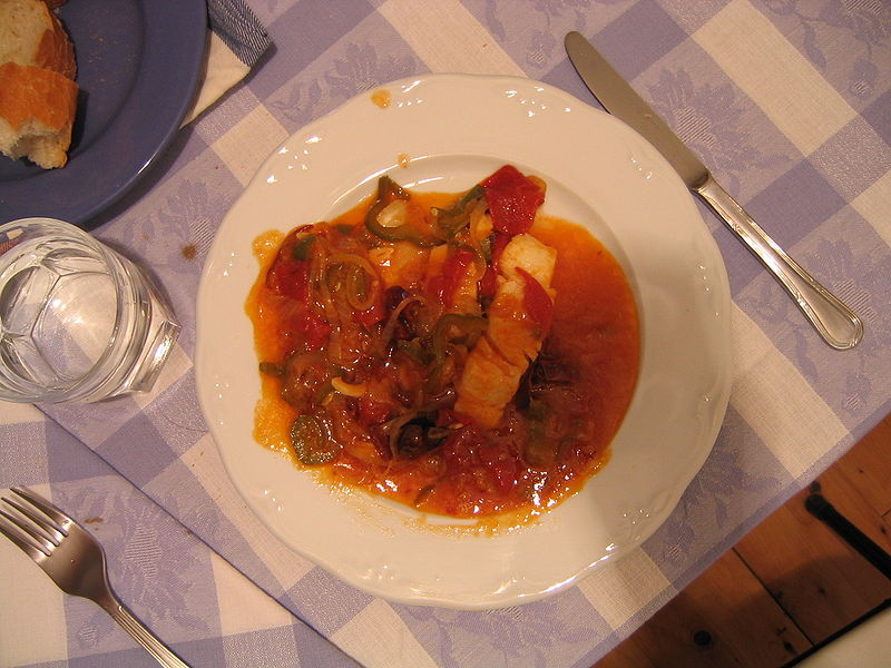 Ajoarriero - Gastronomía Lumbier