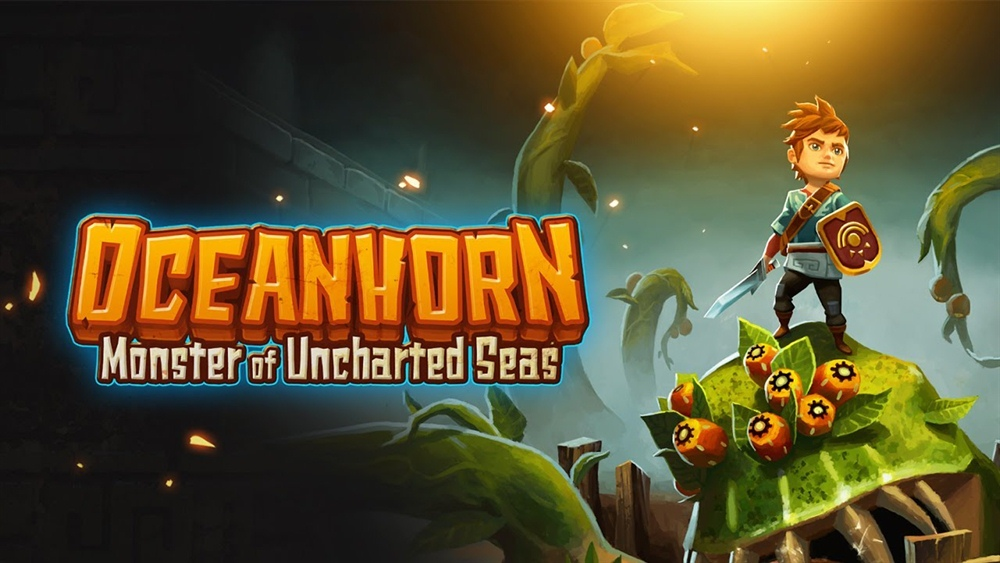 Oceanhorn monster of Uncharted Seas Download Poster