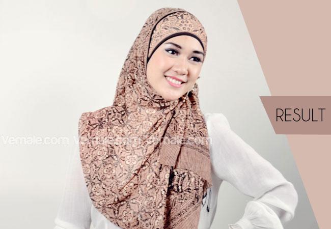 ... hijab terbaru untuk menghadiri acara formal video cara memakai hijab