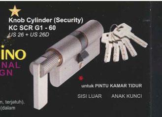 Daftar Harga Kunci Pintu Ex GRADINO Lockcase Dan Cylinder Media Bangunan