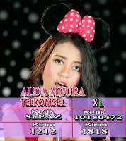 Sebuah lagu untuk Angeline - Alda Moura