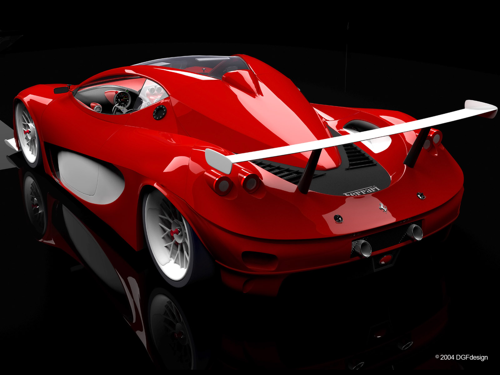 ... Ferrari Car HD Wallpaper For IPhone