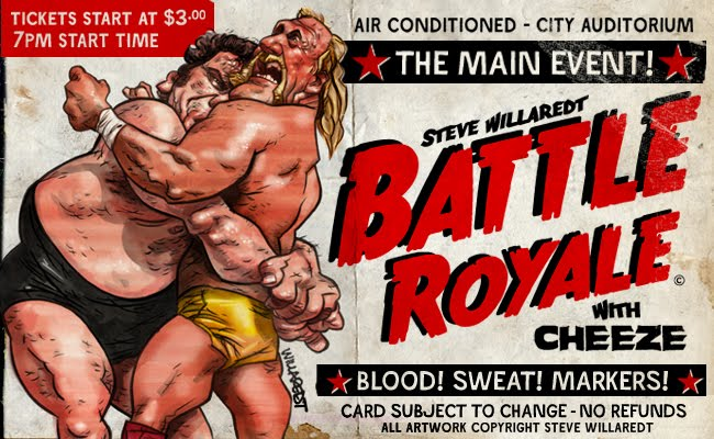 Battle Royale with Cheeze