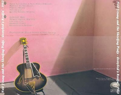 Neil Young Everybodys Rockin El lbum fue grabado con theNeil Young Everybodys Rockin