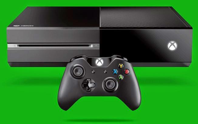 O videogame Xbox One sem Kinect custará R$ 1.999