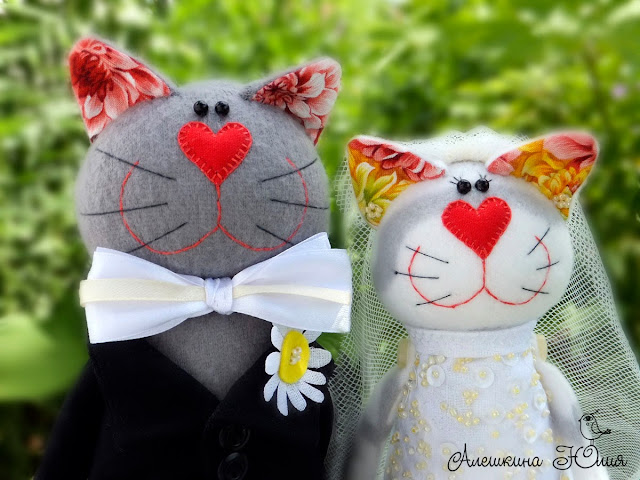 Коты подарок на свадьбу